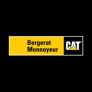 Minikoparki CAT na Sprzedaż - Bergerat Monnoyeur